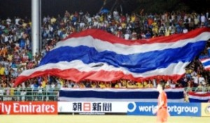 Thai King's Cup 2013 in Chiangmai