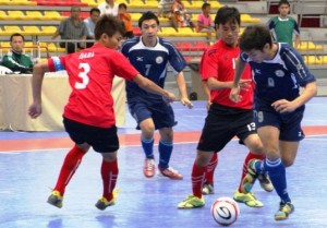 ASEAN Set for Four Places in AFC Futsal Championship 2014