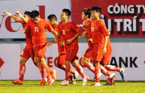 SEA GAMES 2013: Vietnam Beat Myanmar in HCMC