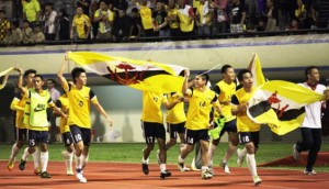 SEA GAMES 2013: DPMM Lesson for Brunei