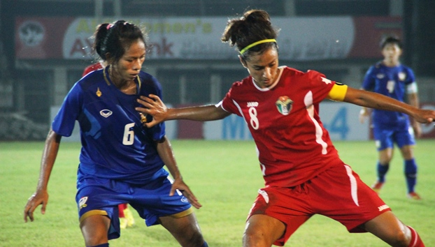 AFF WOMEN'S: Nisa Propels Thailand to Top Spot