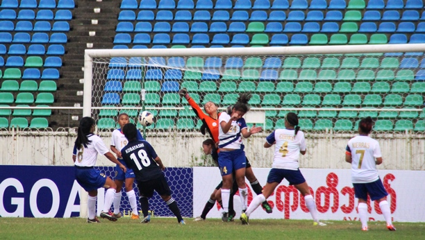 AFF WOMEN'S: Japan Too Slick for Philippines