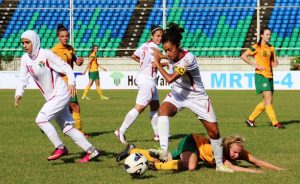 AFF WOMEN'S: Australia Win in 20-Minute Blitz