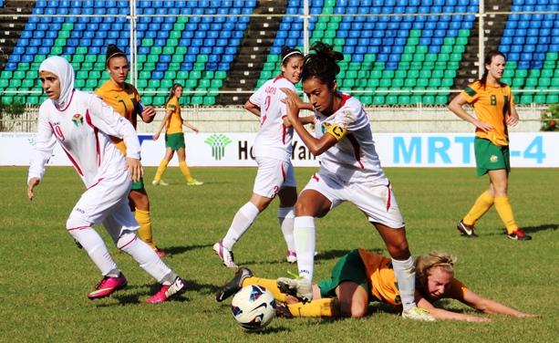 AFF WOMEN'S: Australia Win in 20-Minute Blitz
