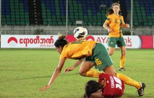 AFF WOMEN'S: Australia in Semis-Finals