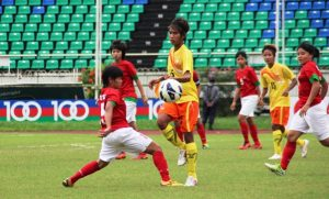 AFF WOMEN'S: Japan Next for Hosts Myanmar