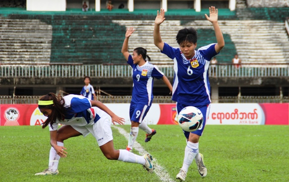 AFF WOMEN'S: Japan Top Group: Philippines End on a High