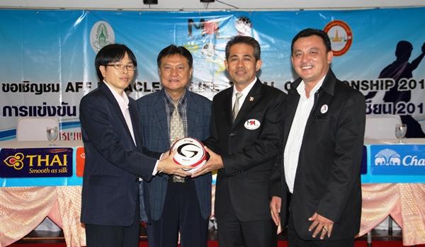 AFF FUTSAL: Three More Spots for AFC Futsal 2014