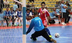 AFF FUTSAL: Full Points for Indonesia; Laos Hold Timor