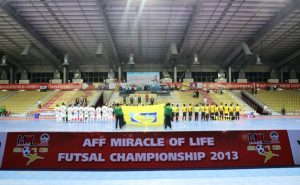 AFF FUTSAL: Philippines Grab Lead in Group A