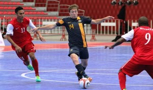 AFF FUTSAL: Seeto Grabs Hat-Trick for OZ; Myanmar Bounce Back