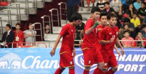 AFF FUTSAL: Five-Goal Suphawut Leads Thailand into Final