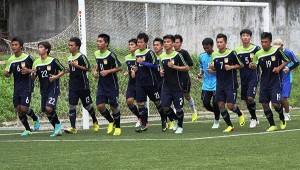 SEA GAMES 2013: Final Test for Laos in MNC Cup 2013