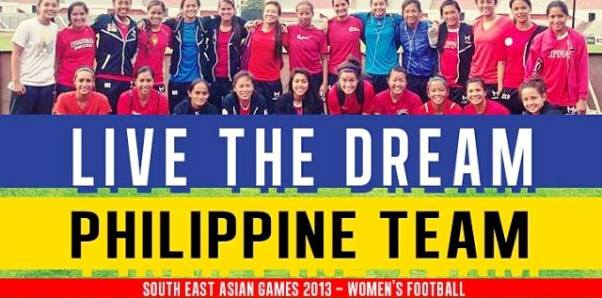 SEA GAMES 2013: Foreign Reinforcements for Philippines Women