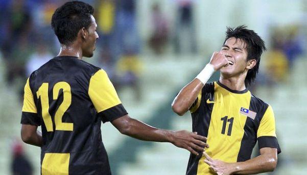 SEA GAMES 2013: Rozaimi Leads Malaysia Over Ryukyu