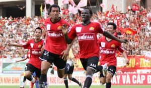 Ninh Binh Quit V-League but Not AFC Cup