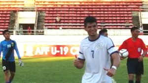 AFF U19: Mathew's double enough to edge Brunei