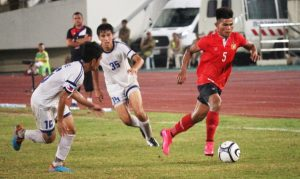 AFF U19: Laos make the cut after beating Philippines