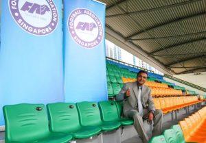 FAS appoint Sundramoorthy as caretaker coach