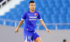Ngoc Thinh out of Vietnam's AFF Suzuki Cup squad