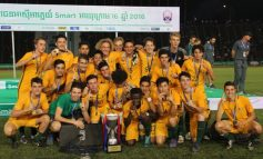 AFF SMART U16: Australia stage comeback to clinch crown