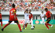 AFF WOMEN'S: Myanmar thrill with 17 goals; Aussies hit four past Malaysia