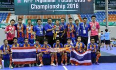 AFF FUTSAL CLUB: Thaiport FC charge back to retain title