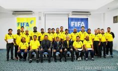 Historic AFC 'A' coaching course draws to a close