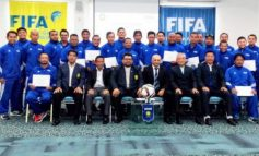 FIFA youth coaching course concludes