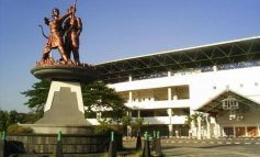 Manahan Stadium for Indonesia