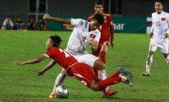Myanmar U19 draw Vietnam at KBZ Bank Cup