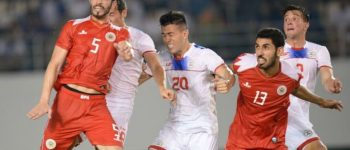 Philippines draw up Bahrain tie
