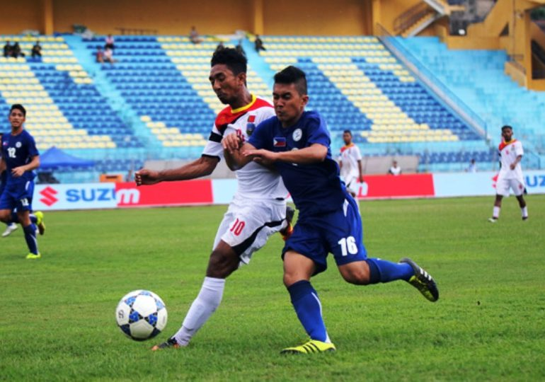AFF VIETCOMBANK U19: Timor start well