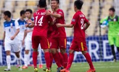 Vietnam, the only ASEAN team in AFC U16 quarter-finals