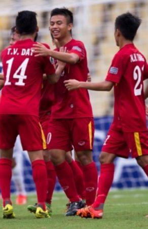 Vietnam, the only ASEAN team in AFC U16 quarter-finals
