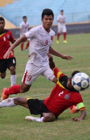 AFF VIETCOMBANK U19: Vietnam finish third