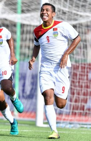 Timor Leste exluded from Asian Cup 2023