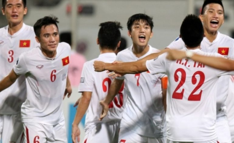 Vietnam make FIFA U20 World Cup for first time ever