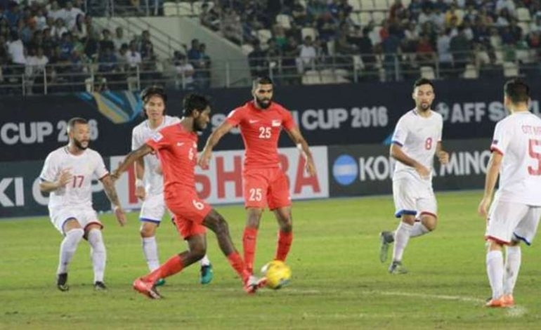 Myanmar test for Lions