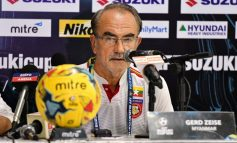 ASC: Myanmar call on team power to stun Thais