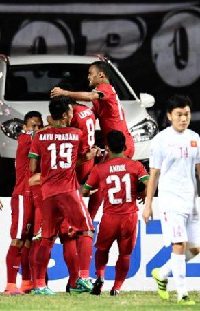 ASC: Indonesia grab slim advantage in Bogor
