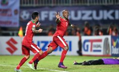 ASC: Boas penalty hands Indonesia slim lead