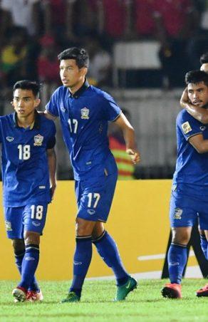 ASC: Thais take comfortable lead for return tie