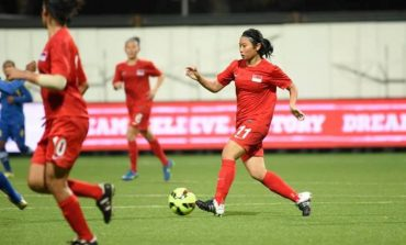 Singapore Women's to play UAE