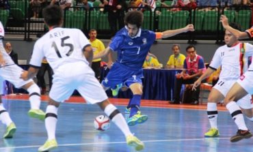 Seven teams for AFF Futsal