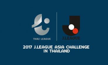 J.League Asia Challenge 2017 in Thailand