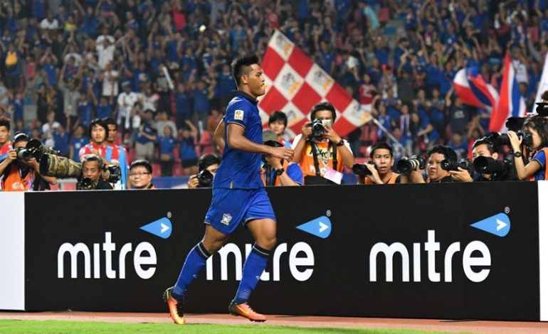ASC: Thailand pulverise Myanmar to make final