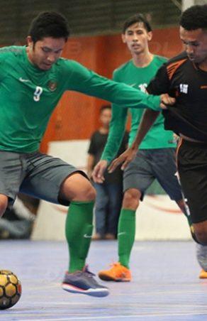 Indonesian Futsal need better defence