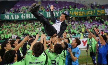 Jeonbuk Hyundai banned from AFC Champions League 2017