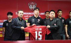 Muangthong sign Jeonbuk's Lee Ho